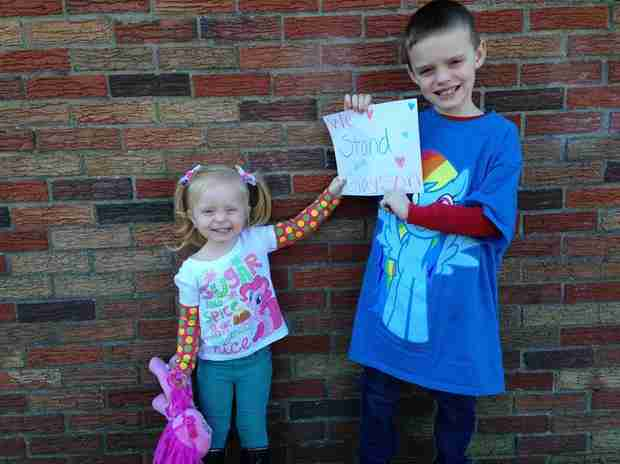 """School Officials Inform Student That His My Little Pony Backpack Is a """"Trigger For Bullies"""""""