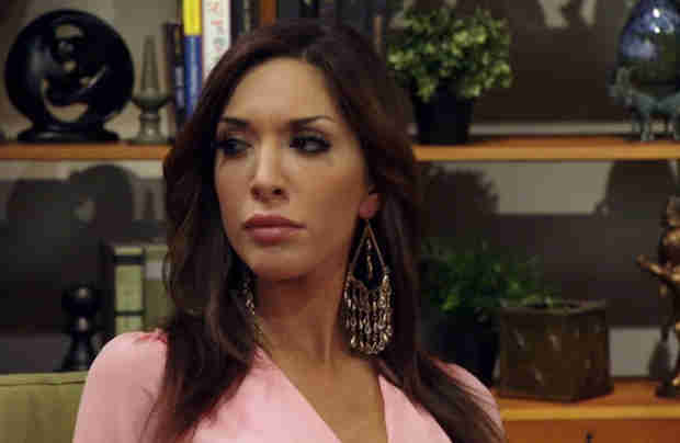 Has Couples Therapy Changed Farrah Abraham?