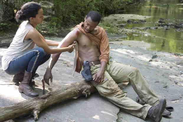 Sasha and Bob vs. Glenn and Maggie: Which The Walking Dead Couple Do You Prefer?