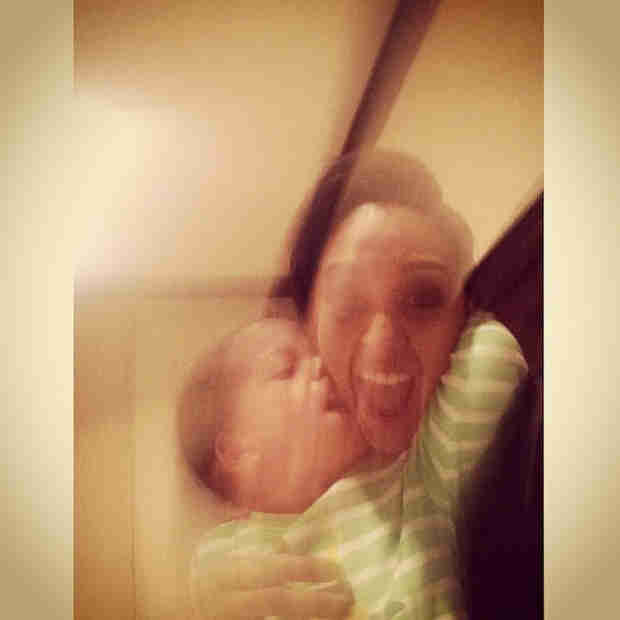 "Tia Mowry Cuddles With Son Cree: It's ""Pure Bliss"" (PHOTO)"