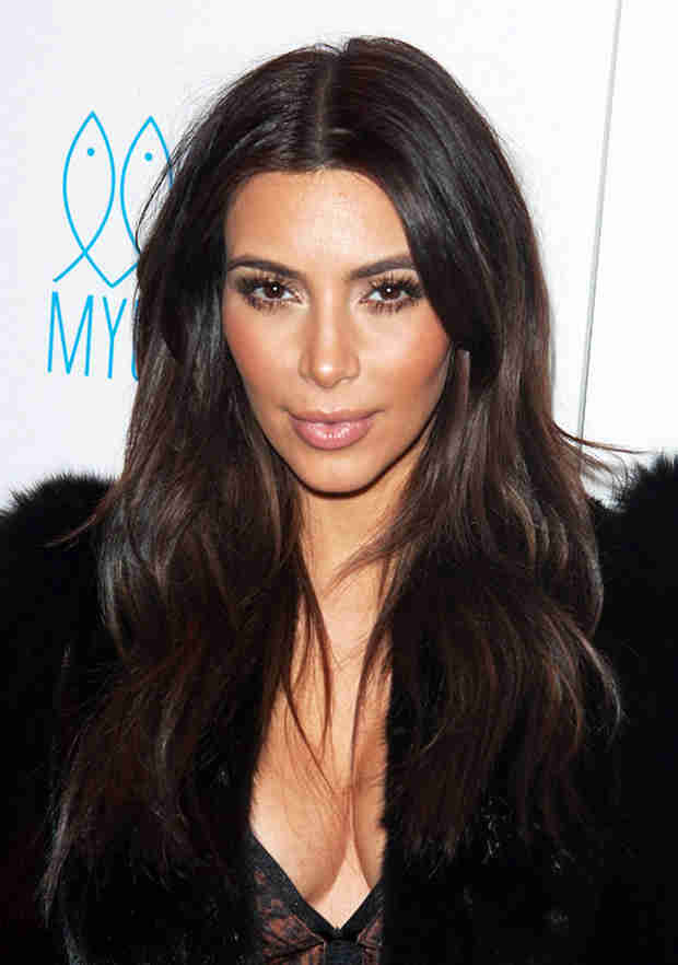 Will Kim Kardashian Wear White For Wedding Number Three?