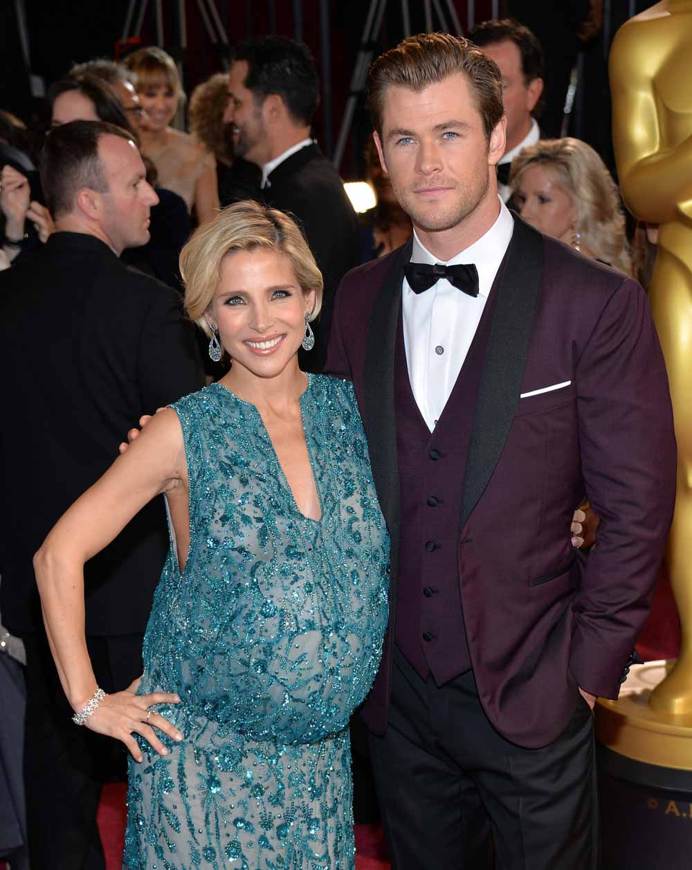Chris Hemsworth and Wife Elsa Pataky Welcome Twin Boys (VIDEO)