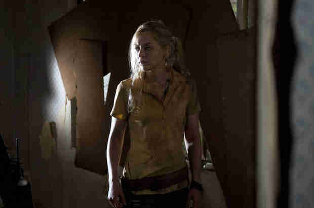 """The Walking Dead Season 4, Episode 13: Daryl and Beth Get Separated in """"Alone""""? (VIDEO)"""