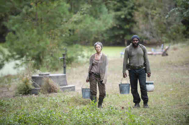 The Walking Dead Season 4: Where Are Beth, Tyreese, and Carol?