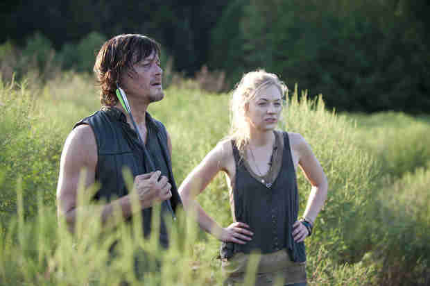 The Walking Dead Season 4: Emily Kinney Knew Beth Would Be Separated From the Group