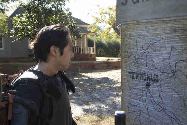 Will We Get to Terminus By The Walking Dead Season 4 Finale? Robert Kirkman Says…