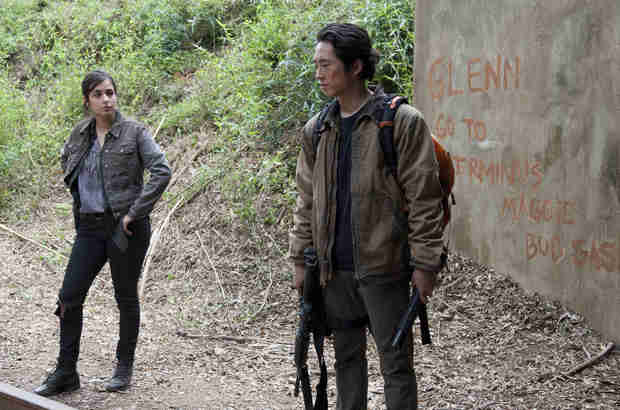 The Walking Dead Season 4: What if Glenn Had Been With Carol and Tyreese's Group? (VIDEO)
