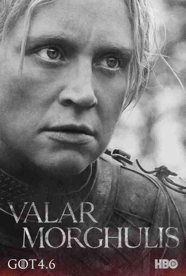 """Game of Thrones Season 4 Spoilers: Brienne Faces Her """"Greatest Hardship"""""""