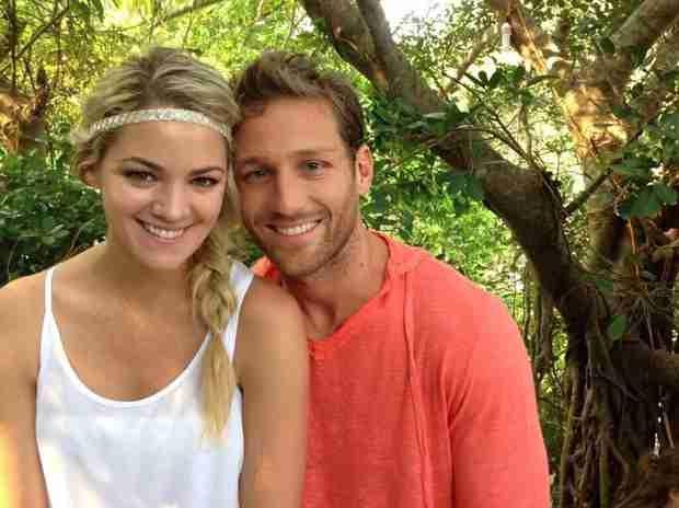 """Juan Pablo Made a Video for Nikki Ferrell and It Sort of Says """"I Love You""""!"""