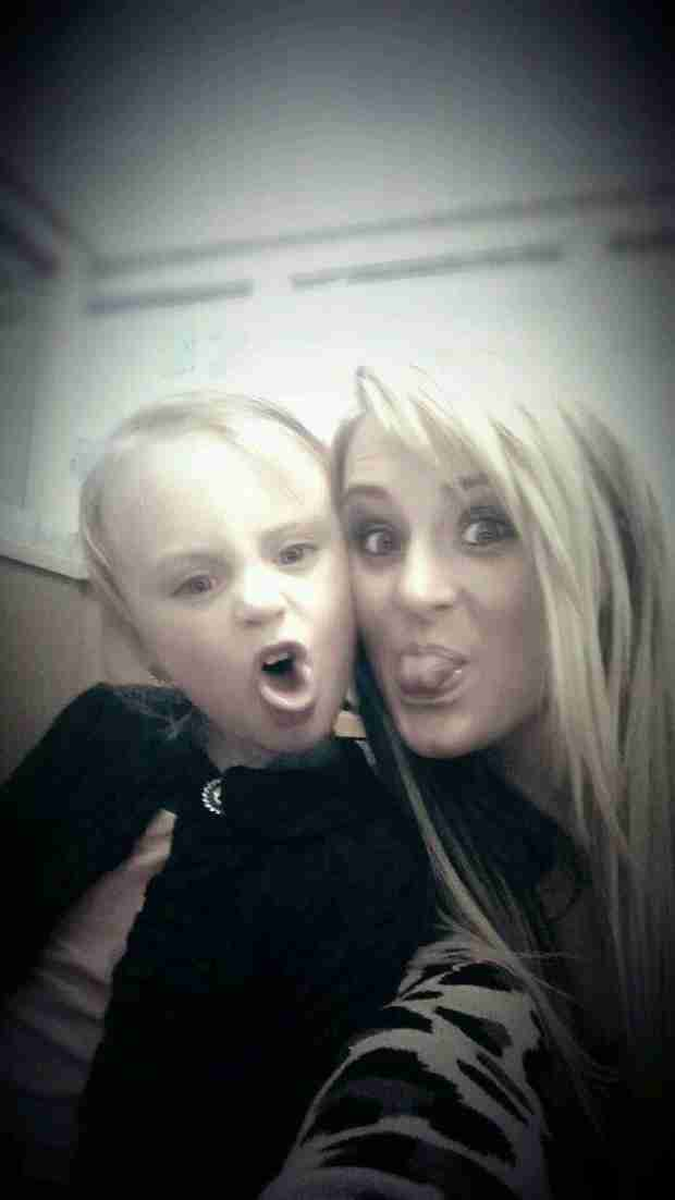 Leah Messer Spends Quality Time With Daughter Aleeah (PHOTO)