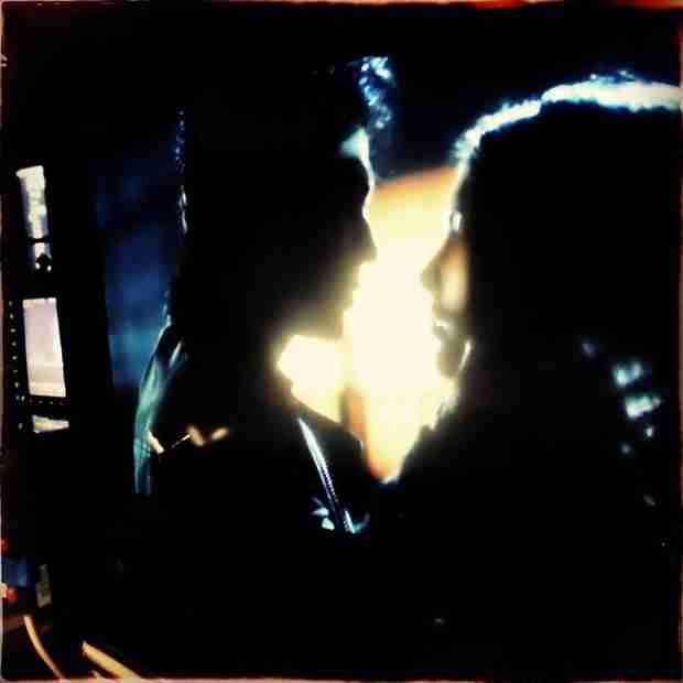 The Vampire Diaries Spoilers: Delena Moment in Season 5, Episode 20 (PHOTO)