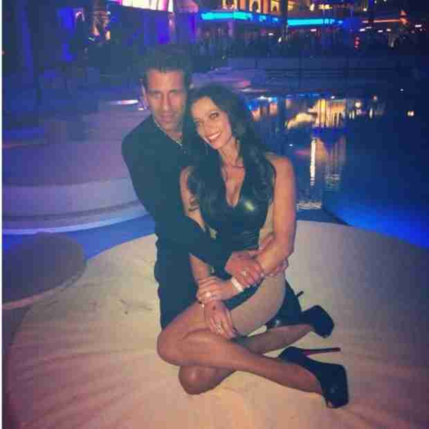 Carlton Gebbia Has Adorable Date Night With Hubby in Las Vegas (PHOTO)