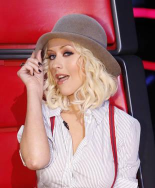 Christina Aguilera Baby's Sex Revealed! (VIDEO)