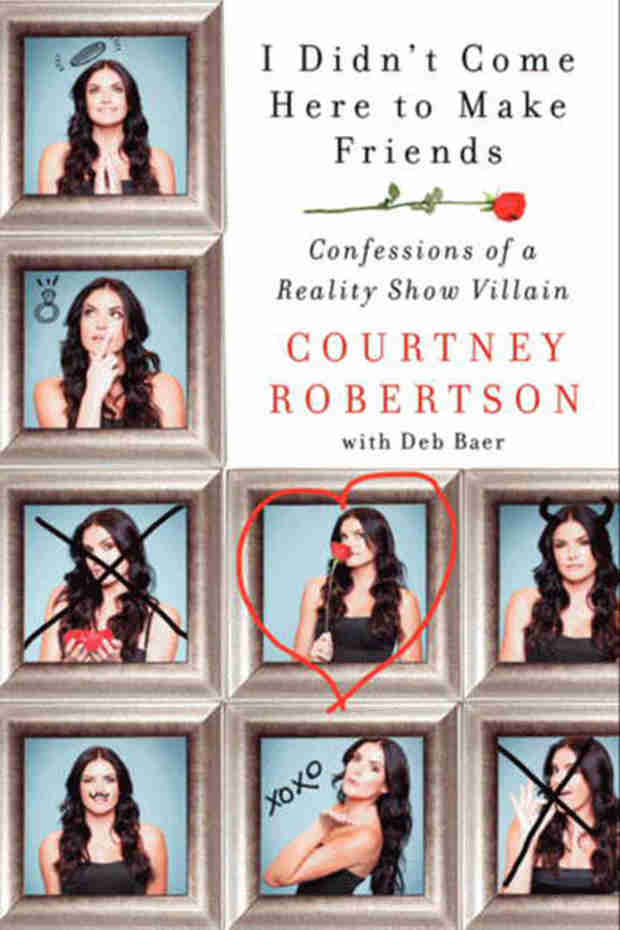 """Courtney Robertson on Nikki and Juan Pablo """"Being Free,"""" Moving On! Exclusive"""