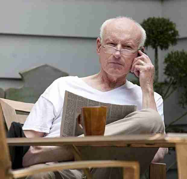 Homeland Star James Rebhorn Dies at Age 65 (VIDEO)