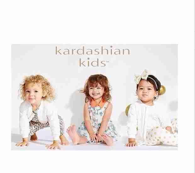 Kardashian Kids Line Hits Stores — Love it or Loathe it?