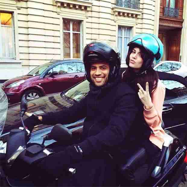 Harry Styles Who? Kendall Jenner Rides a Vespa With Hot Mystery Date