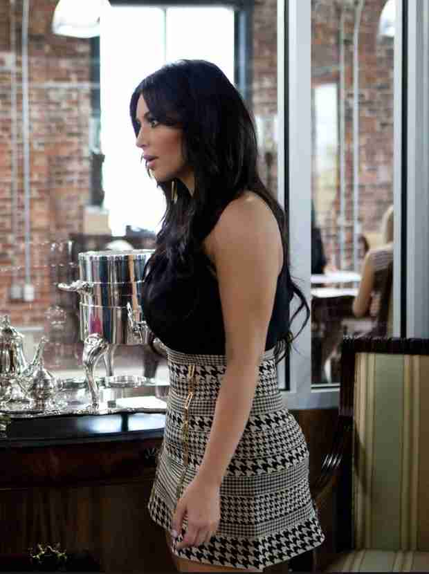 Razzies 2014: Full List of Winners — Um, Congrats, Kim Kardashian and Smith Family!