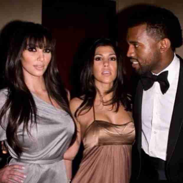 Kourtney Kardashian Upset About Kim Kardashian's Wedding Plans Overshadowing Her Own — Report