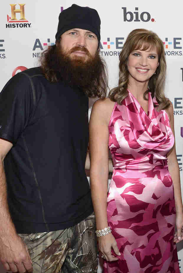 Duck Dynasty Star Jase Robertson Opens Up About His Daughter's Facial Surgery