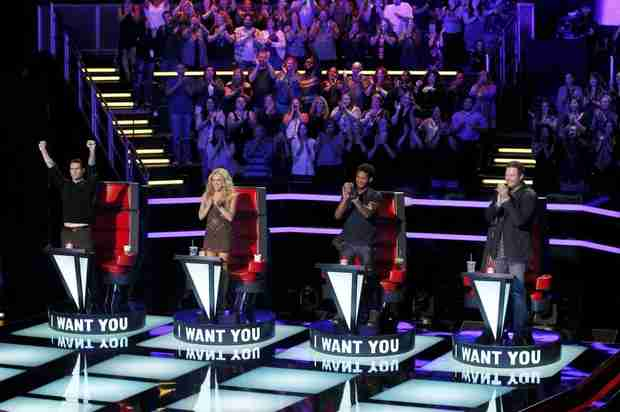 Which Coach on The Voice Has Also Appeared on American Idol?