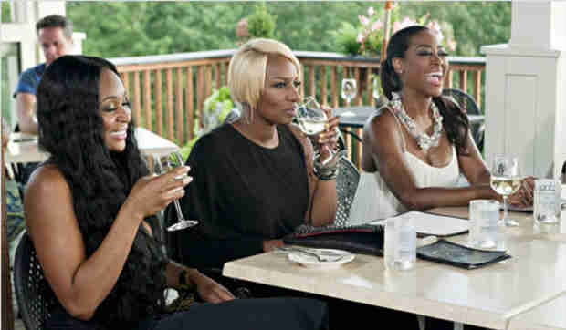 Kenya Moore Disses NeNe Leakes's Dancing With the Stars Gig — Find Out What She Said!