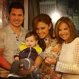 """Nick Lachey Spills On """"Damn Cute"""" Son Camden and Whether He'll Have More Kids — Exclusive"""
