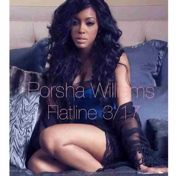 "Can We Expect a Music Video for Porsha Williams's New Single, ""Flatline""?"