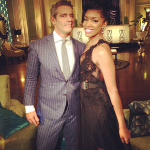 Real Housewives of Atlanta Reunion: Andy Cohen Had to Break Up Porsha Stewart and Kenya Moore's Fight!