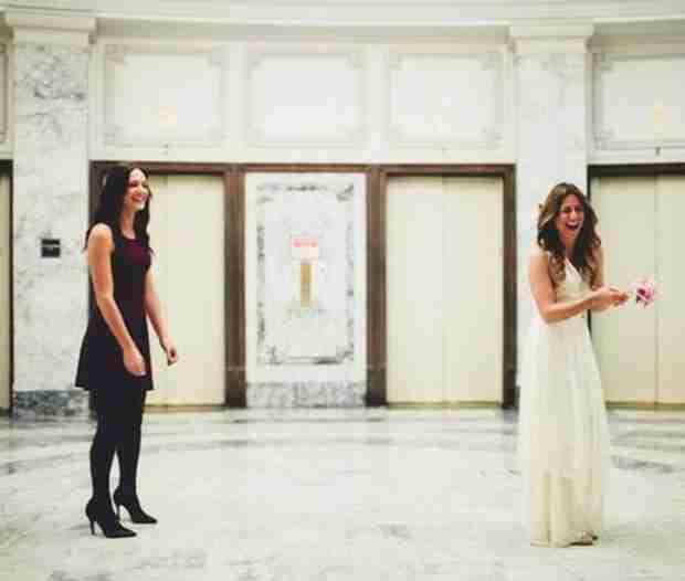 Desiree Hartsock Shares Wedding Secrets From Renee Oteri's Ceremony