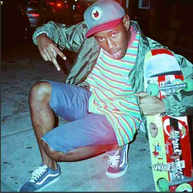 Tyler, The Creator Arrested for Inciting Riot During Concert — Report