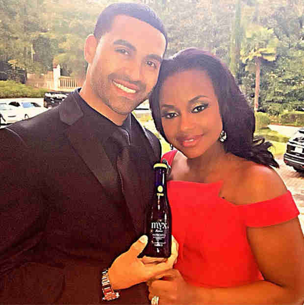 """Apollo Nida to Phaedra Parks: """"You're Just So Mean All the Time"""""""
