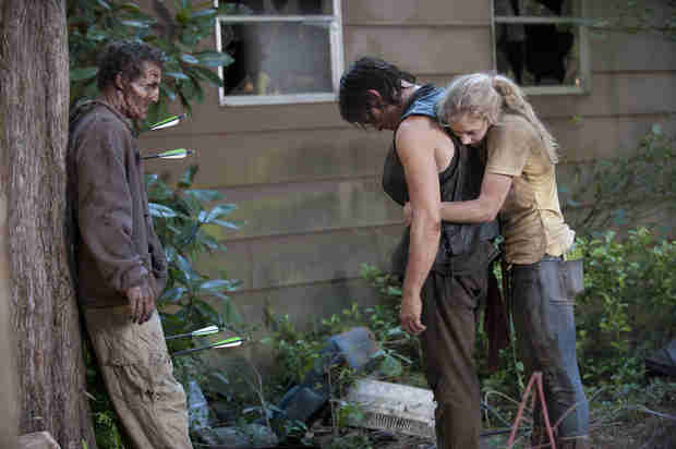 The Walking Dead Season 4: Is Daryl and Beth's Bond Romantic?