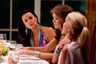Kyle Richards: Why Did Lisa Vanderpump Say She Loves Brandi Glanville If Brandi Lied?