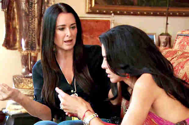 Joyce Giraud: I Shouldn't Have Supported Kyle Richards at the Dinner Table