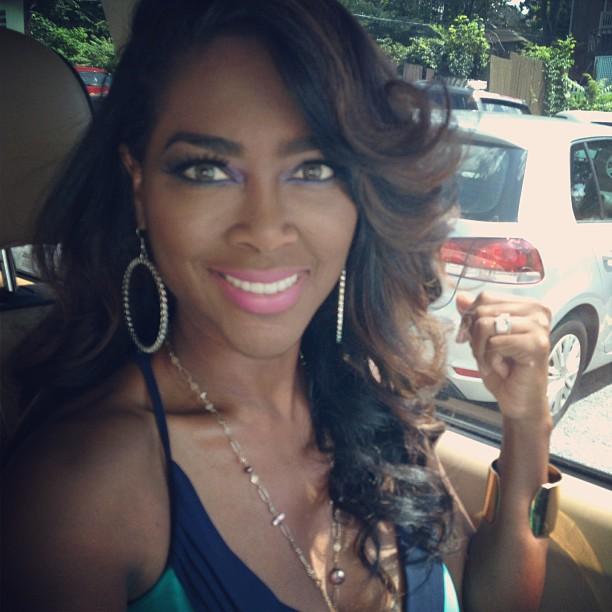Rapper D'banj Speaks Out on Kenya Moore Dating Rumors (VIDEO)