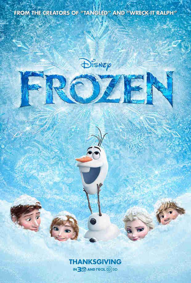 Disney's Frozen Featured How Many Glee Actors?