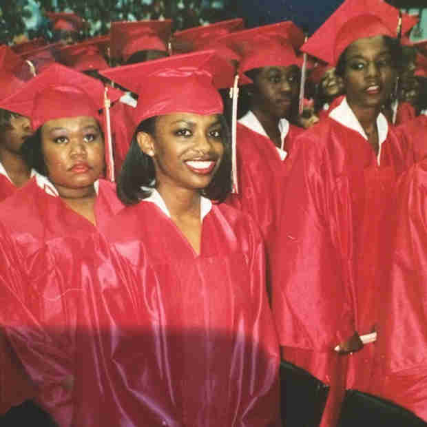 Kandi Burruss's High School Grad Pic — See How Much She's Changed! (PHOTO)