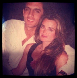 Flashback Friday! Kyle Richards and Mauricio Umansky in the Year They Met