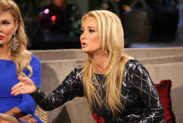 Real Housewives of Beverly Hills Season 4 Reunion Part 1 Recap — Lisa Apologizes to Kyle!