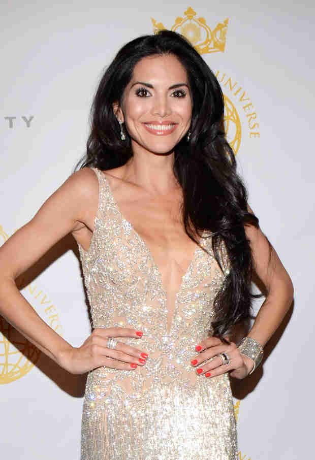 Joyce Giraud Hosts Queen of the Universe Pageant — Which Housewives Didn't Attend?