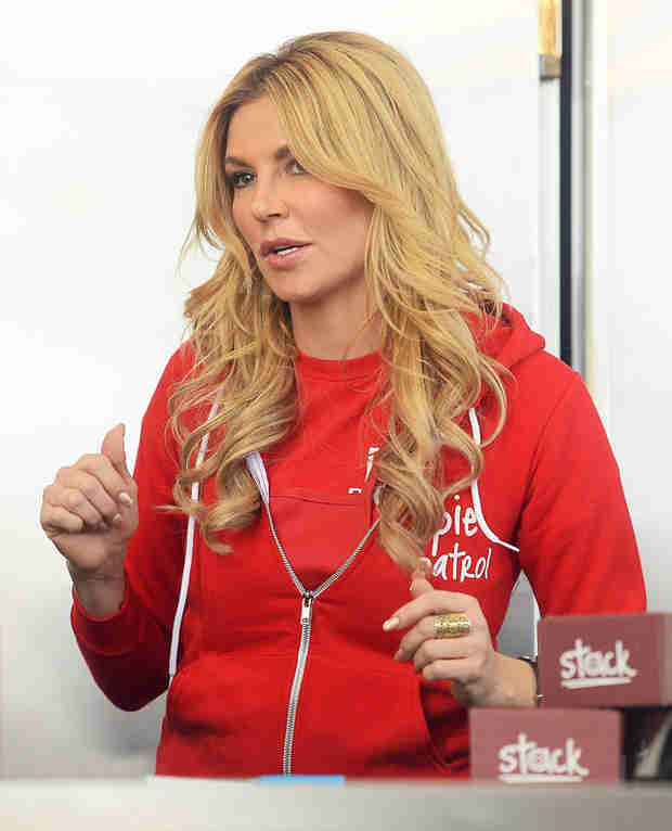 Brandi Glanville Competes With Kate Gosselin on Celebrity Apprentice 7 — See the First Photos!