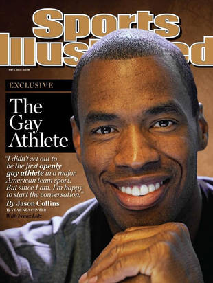 Jason Collins Signs With NBA's Nets, First Openly Gay Player in Any Major Sport (UPDATE: He Signs for Full Year!)