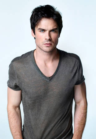 """Ian Somerhalder: Modeling Is """"Significantly More Vapid"""" Than Creative Fashion Jobs"""
