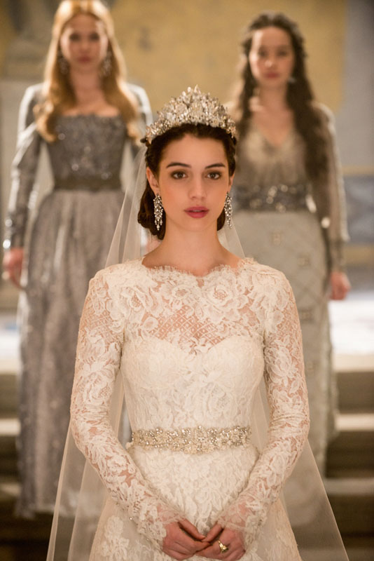 Which Gossip Girl Star Did Adelaide Kane Once Date?