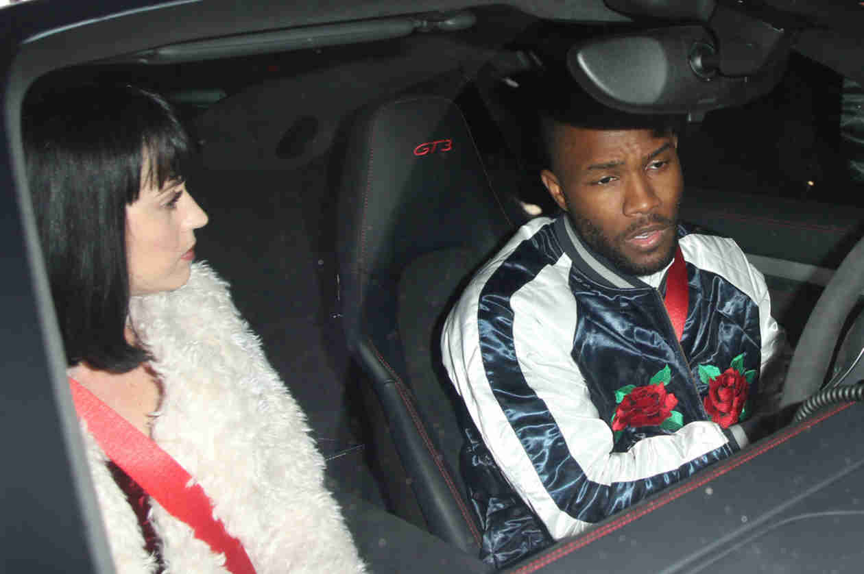 Katy Perry and Frank Ocean Spotted at the Chateau Marmont After John Mayer Breakup (PHOTO)