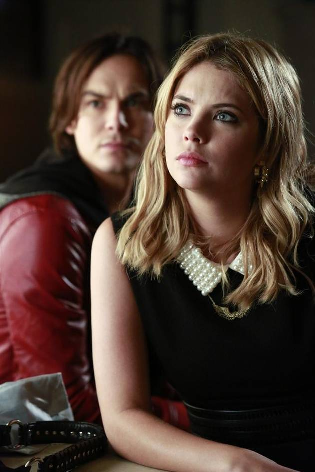 "Pretty Little Liars Season 5 Spoilers: Hanna and Caleb Have a ""Lovely Reunion"""