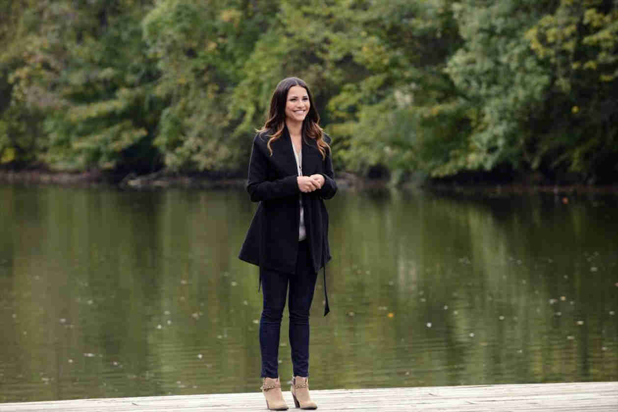 Bachelorette 2014 Spoilers: See Andi Dorfman on Her First 1-on-1! (PHOTO)