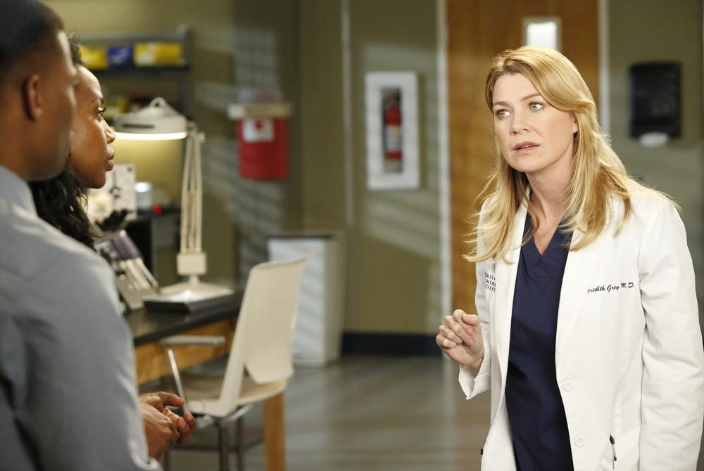"Grey's Anatomy Recap: Season 10, Episode 16, ""We've Gotta Get Out of This Place"""