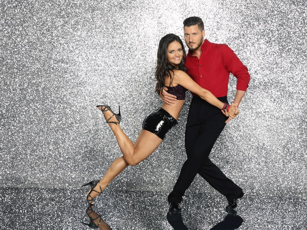 Dancing With the Stars 2014: Danica McKellar and Val Chmerkovskiy's Week 1 Foxtrot (VIDEO)